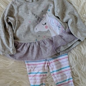 Baby Unicorn Outfit
